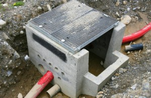 Concrete Service Boxes Junction Boxes Service Chambers