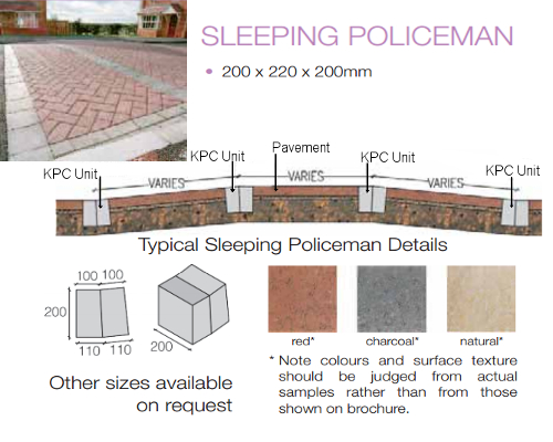 KPC Sleeping Policeman