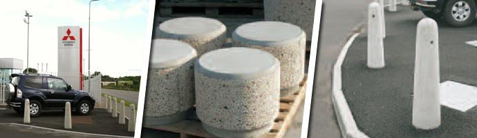 Precast Concrete Bollards Concrete Bollards Bollards