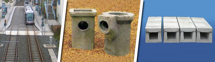 KPC Concrete Duct Channels and Duct Covers