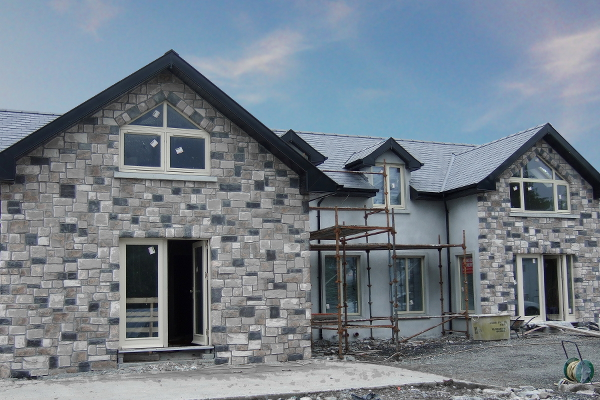Stone cladding the solution is stonewrap kpc uk for Home pictures