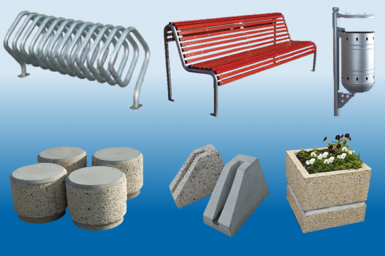 Street Furniture from KPC