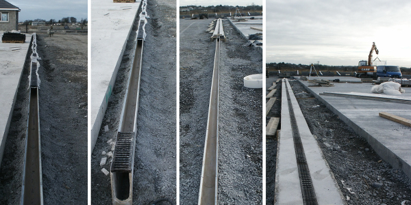 Ulma line drainage superior surface drainage kpc uk for Surface drainage system