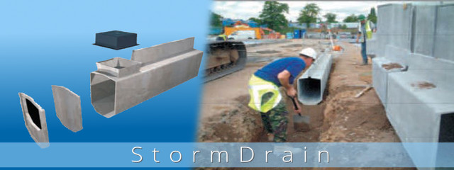 Storm Drain System