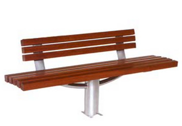 77.100-Erne-Bench-with-Backrest