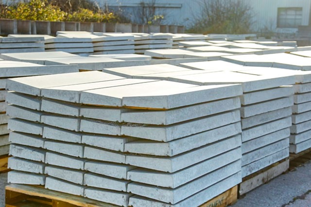Precast Concrete Coping Demand Increase Kpc